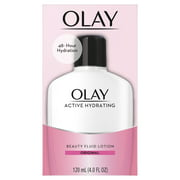 Olay Active Hydrating Face Lotion for Women, Original, 4 fl oz