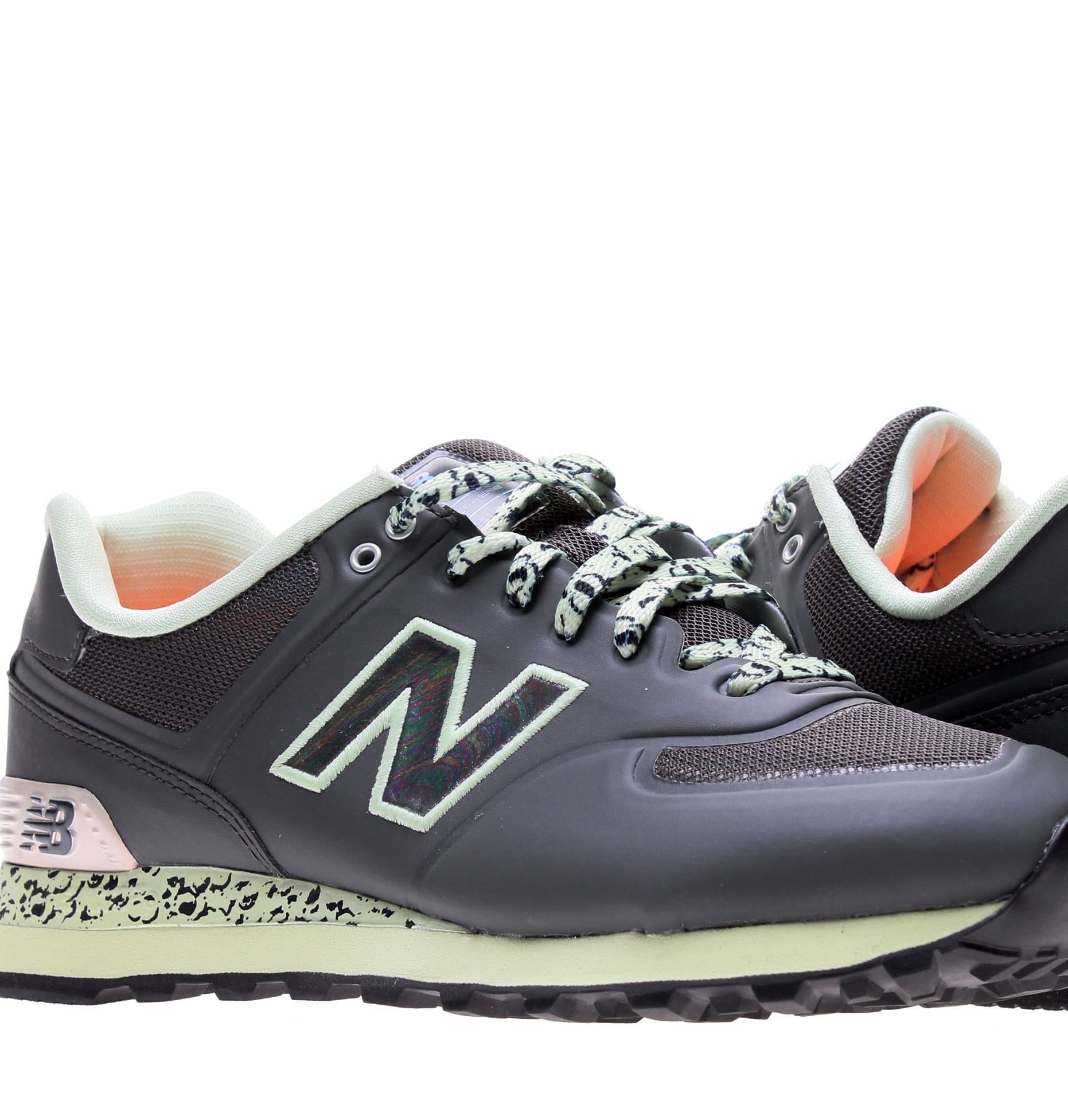 New Balance 574 [Atmosphere] Running Shoes ML5740BK Size 11 by New Balance