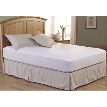 Vinyl Fitted Mattress Protector Waterproof Bed Bug