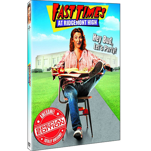 Fast Times At Ridgemont High (Blu-ray   Movie Cash) (Widescreen)