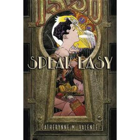 Speak Easy Theme (Speak Easy - eBook)