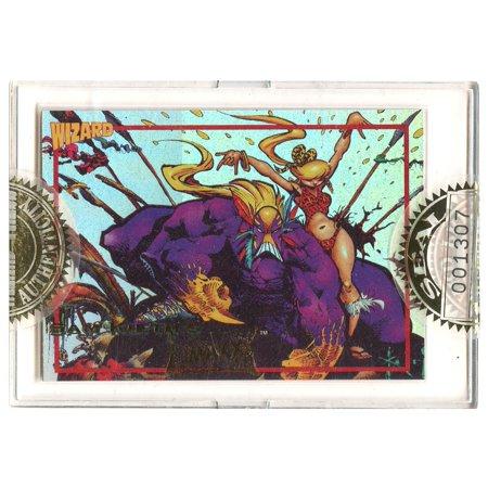 Image Comics Wizard Magazine The Maxx Single Trading Card [Limited Edition, RANDOM Number]
