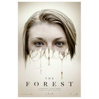 Pop Culture Graphics MOVGB47545 The Forest Movie Poster, 11 x 17