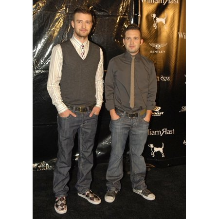 Justin Timberlake Trace Ayala At Arrivals For William Rast Fashion Show Spring 2007 Collection Social Hollywood Los Angeles Ca October 17 2006 Photo By Jared MilgrimEverett Collection Celebrity