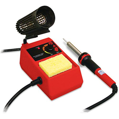 Elenco Soldering Station - 48 Watt With Iron Holder & Sponge - image 6 de 6
