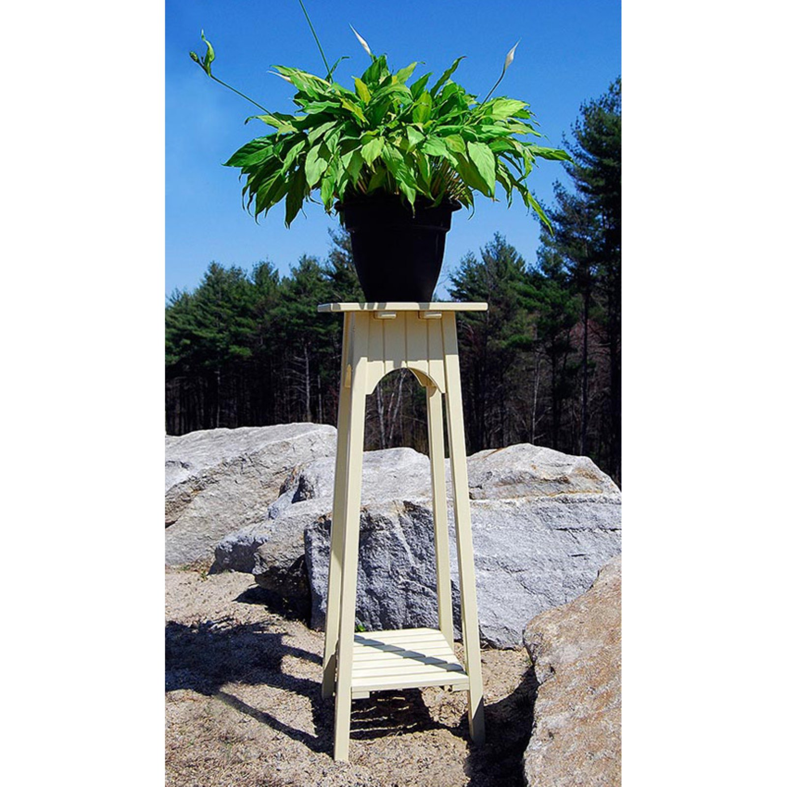 Achla Designs English Plant Stand by Achla Outdoor