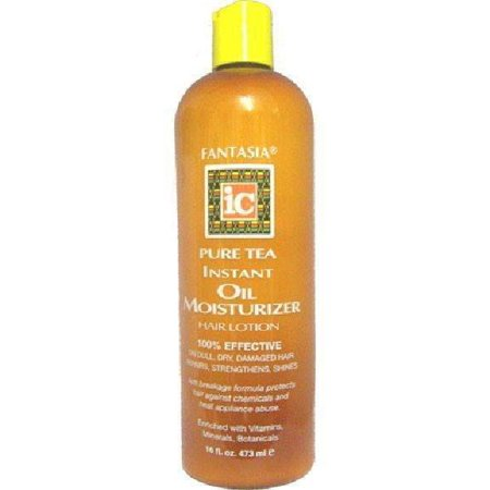 Fantasia IC Pure Tea Instant Oil Moisturizer 16oz - 16oz - image 1 of 1