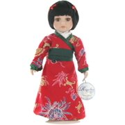 Royalton Collection Miko from Japan Porcelain Doll by Russ