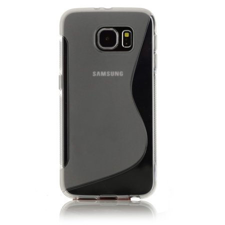 Samsung Galaxy S7 Edge TPU S - Shape Case - Black - image 1 de 1