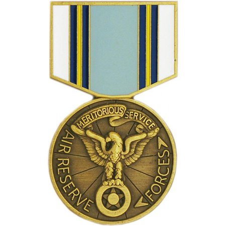 U.S. Air Force Reserve Meritorious Service (Meritorious Service Mini Medal)