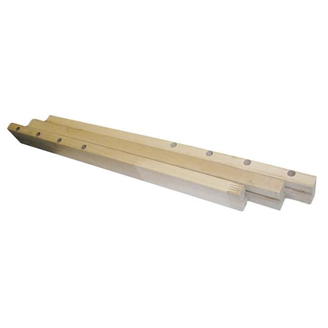 Waterville Inc M1 R 2-. 38inchX24 inch Wood Table Slide - Right