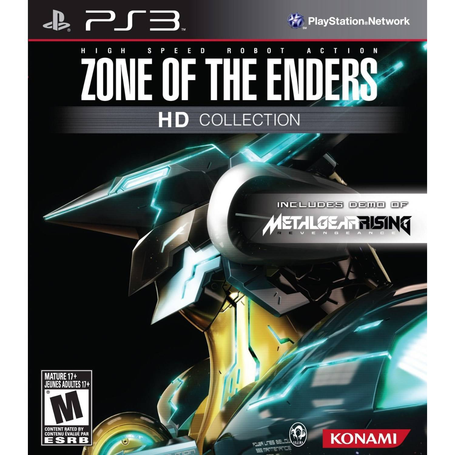 Zone of the Enders HD Collection (PS3) - Pre-Owned