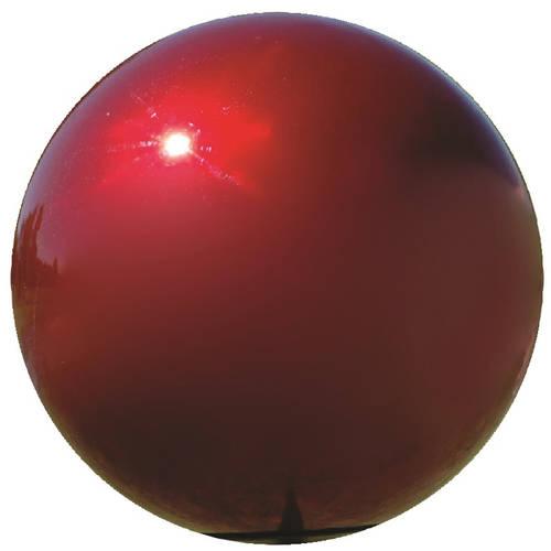 "Very Cool Stuff 10"" Globe, Red"