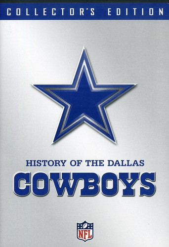 History of the Dallas Cowboys (DVD) by NFL PRODUCTIONS