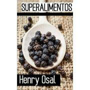 SUPERALIMENTOS - eBook
