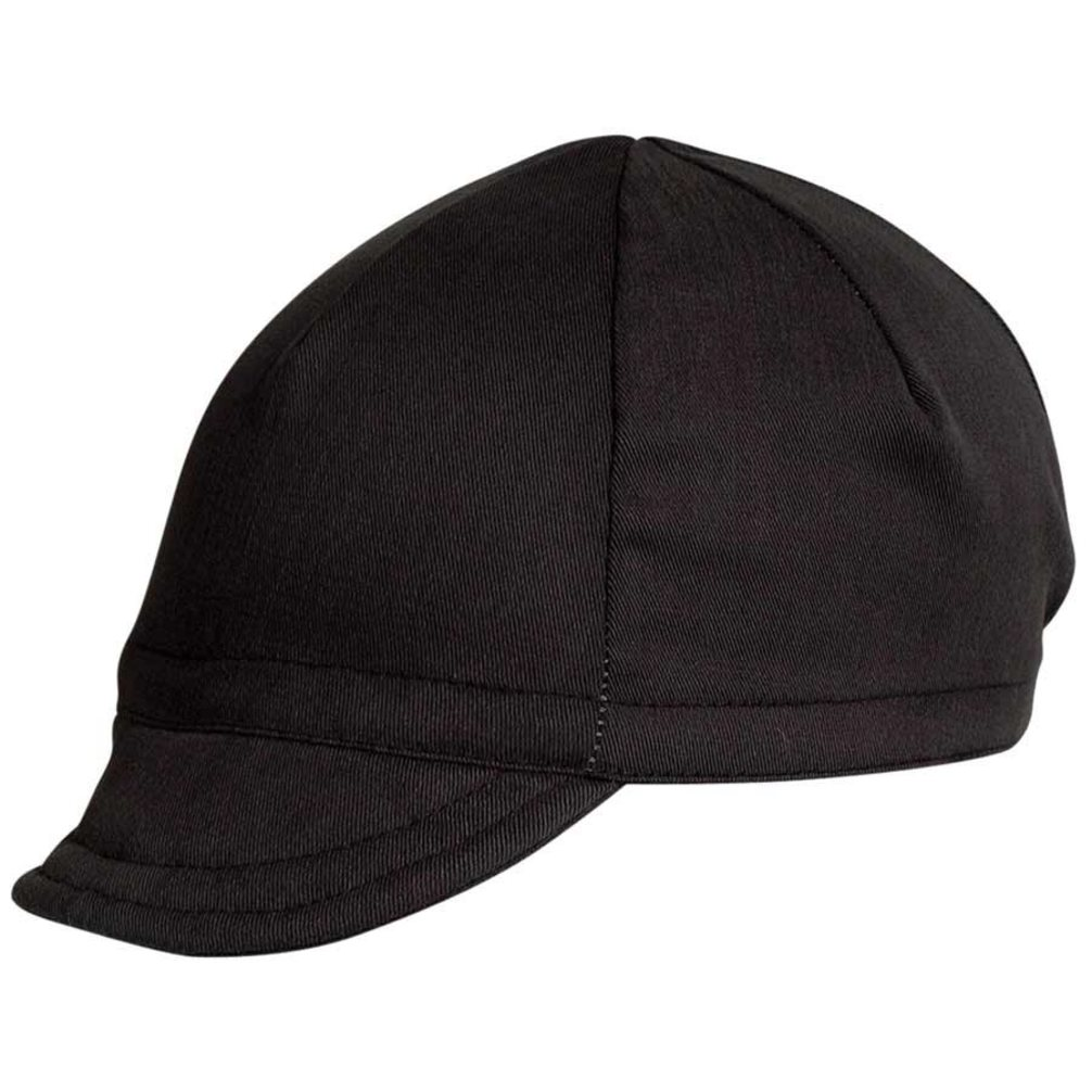 Pace Sportswear Cap-Brushed Twill Black