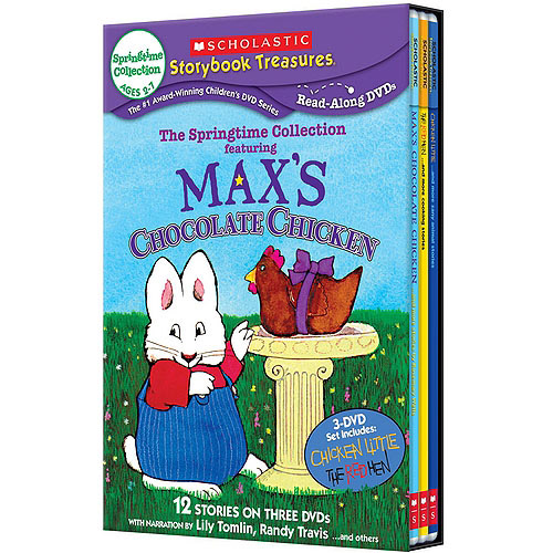 Scholastic Storybook Treasures: The Springtime Collection Featuring Max's Chocolate Chicken (Full Frame)