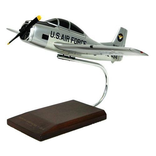 Daron Worldwide T-28A Trojan USAF Model Airplane by Toys and Models Corporation