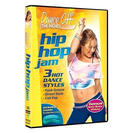 Dance Off the Inches: Hip Hop Jam / Toning Loop by ANCHOR BAY by Andrea - Halloween Dance Hip Hop Dance For Kids