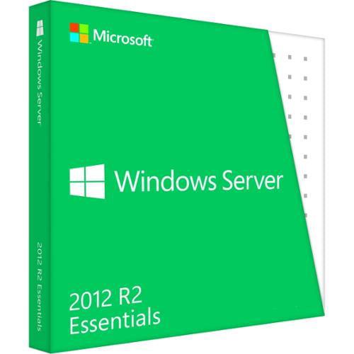 Microsoft Windows Server 2012 R.2 Essentials (64-bit) - 25 User, 1 Server, 2 CPU