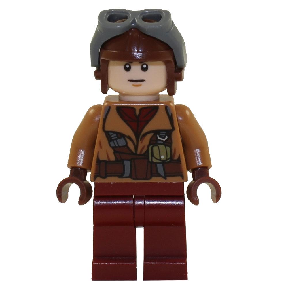 Naboo Fighter Pilot Episode I The Phantom Menace Minifig new LEGO Star Wars