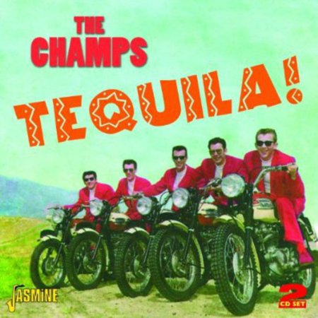 Champs - Tequila! [CD] (Best Tequila In Cabo)