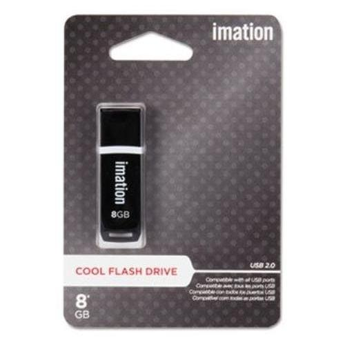 Imation 8GB USB 2.0 Flash Drive 30456