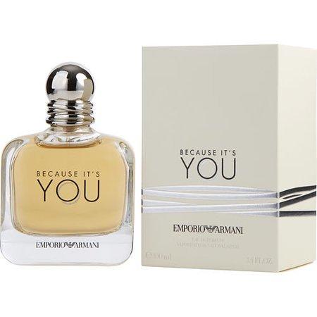 Giorgio Armani Giorgio Armani Because It S You Eau De Parfum Perfume For Women 3 4 Oz Walmart Com Walmart Com