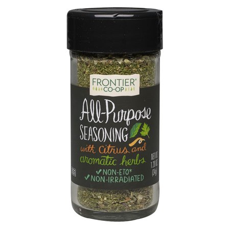 Frontier All-Purpose Seasoning, 1.2 Oz