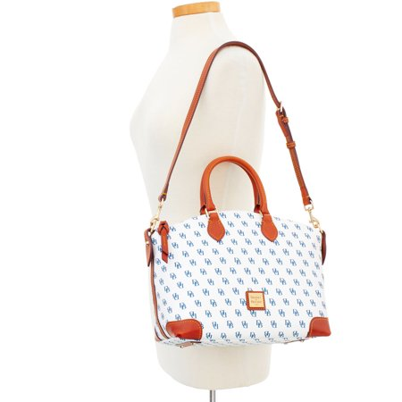 Dooney & Bourke Gretta Satchel Dooney & Bourke Denim