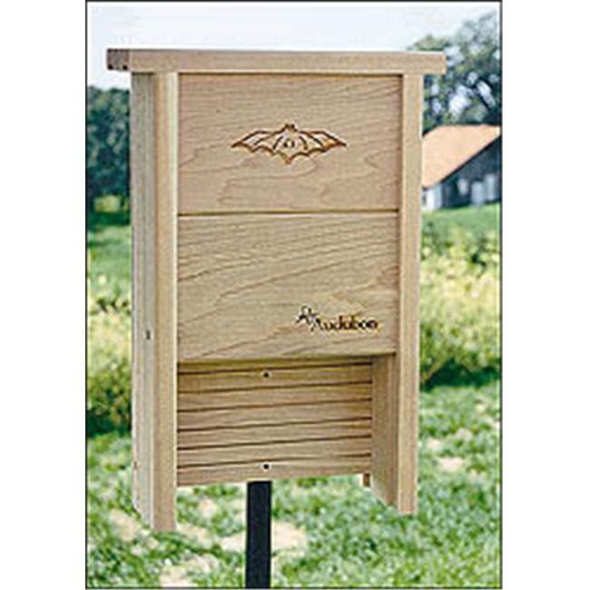 Woodlink WLLNABAT 20 Bat Shelter Handcrafted - Bird House