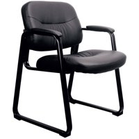 Essentials by OFM ESS-9015 Leather Executive Side Chair Deals