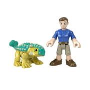 Imaginext Jurassic World Basic Figures (Styles May Vary)