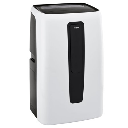 Haier 12,000 BTU 3 Speed Portable Electric Home Air Conditioner with Remote ()