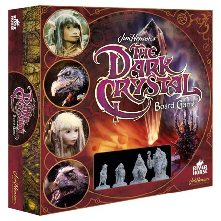 The Dark Crystal Board Game Jim Henson Strategy ALC Studio ACSRHDAC001