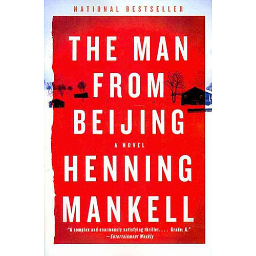 The Man from Beijing: Vintage Crime/Black Lizard Edition