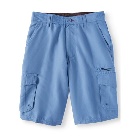 Burnside Hybrid Stretch Cargo Quick Dry Shorts (Big Boys)
