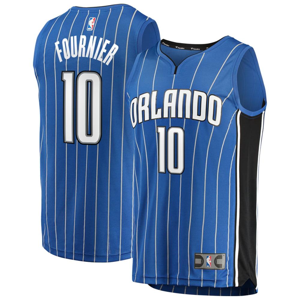 Orlando Magic Evan Fournier Fanatics Branded Youth Fast Break Player Jersey - Icon Edition - Blue