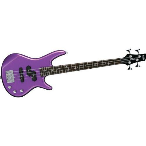 Ibanez GSRM20 Mikro Short-Scale Bass Guitar Metallic Purple