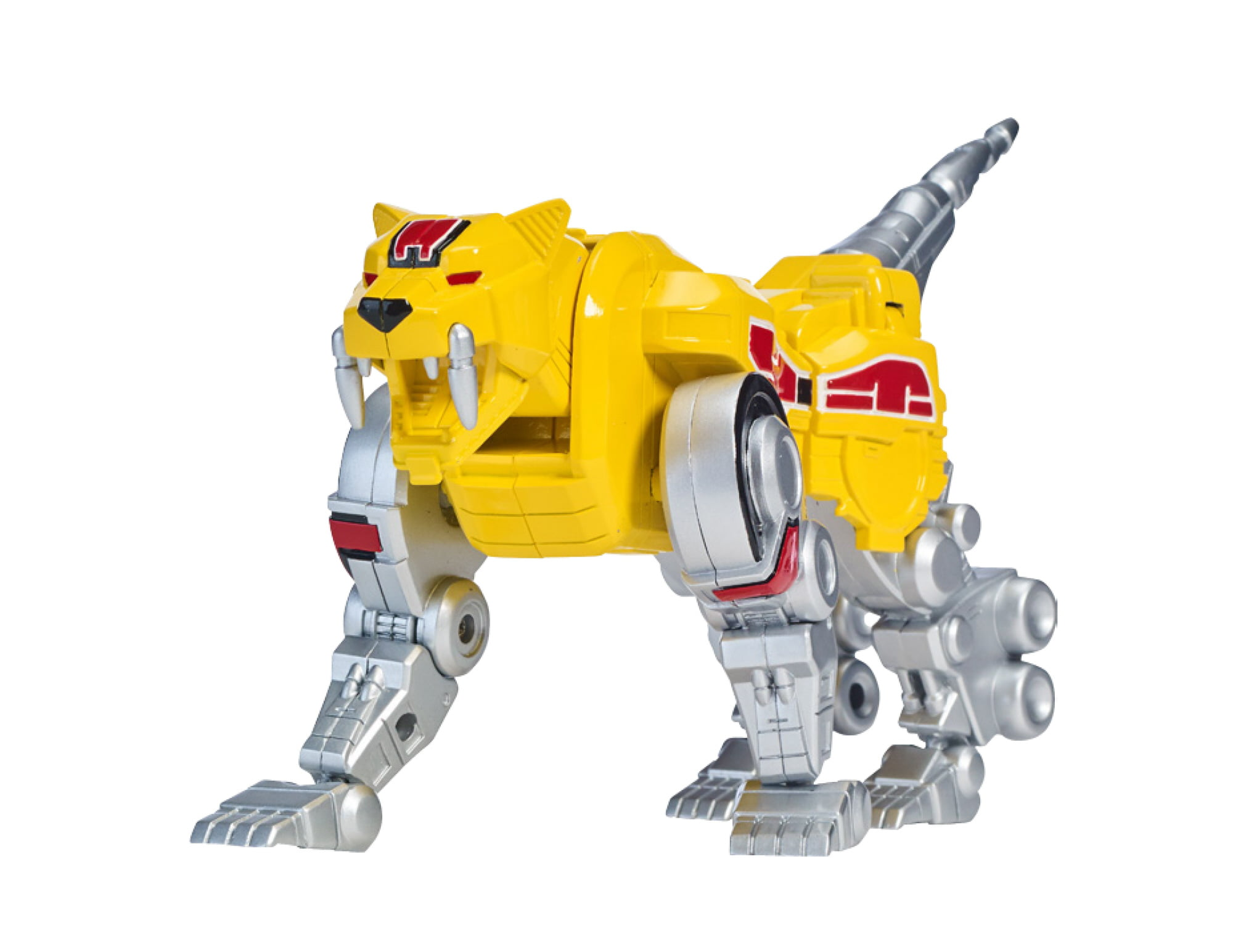 Bandai Power Rangers Mighty Morphin Legacy Zord, Sabertooth Tiger by Bandai America