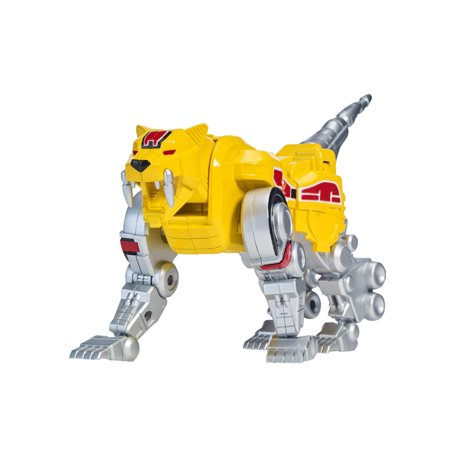 - Bandai - Power Rangers Mighty Morphin Legacy Zord, Sabertooth Tiger