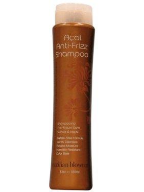 Brazilian Blowout Acai Anti-Frizz Shampoo, 12 oz