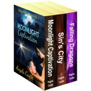 Moon Shadows Series 1-3 [Moonlight Captivation, Sin's City, and Falling Dragons] - eBook