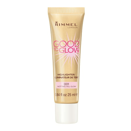 Rimmel London Good to Glow Highlighter, Notting Hill Glow
