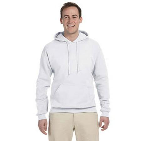 - Jerzees Men's Tall 8 oz. NuBlend® Hooded Sweatshirt
