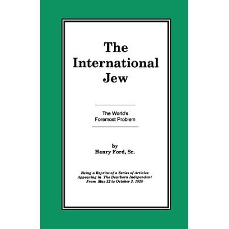 2005 Ford Escape Problems - The International Jew Vol I : The World's Foremost Problem
