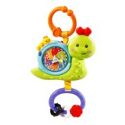 VTech Light and Spin Tug-a-Bug, Attachable Toy, Musical Toy for Baby