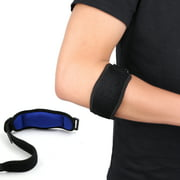 APTOCO Authorized Sports Tennis Forearm Elbow Brace Support Band w/ Compression Pad