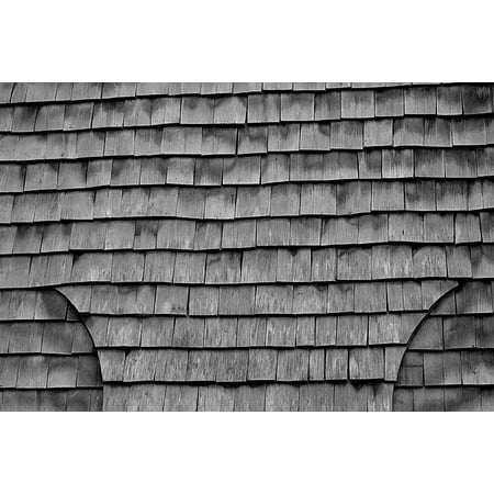 Lee French Poster - LAMINATED POSTER Lee Roof Slate Houses Roof Rustic France Poster Print 24 x 36