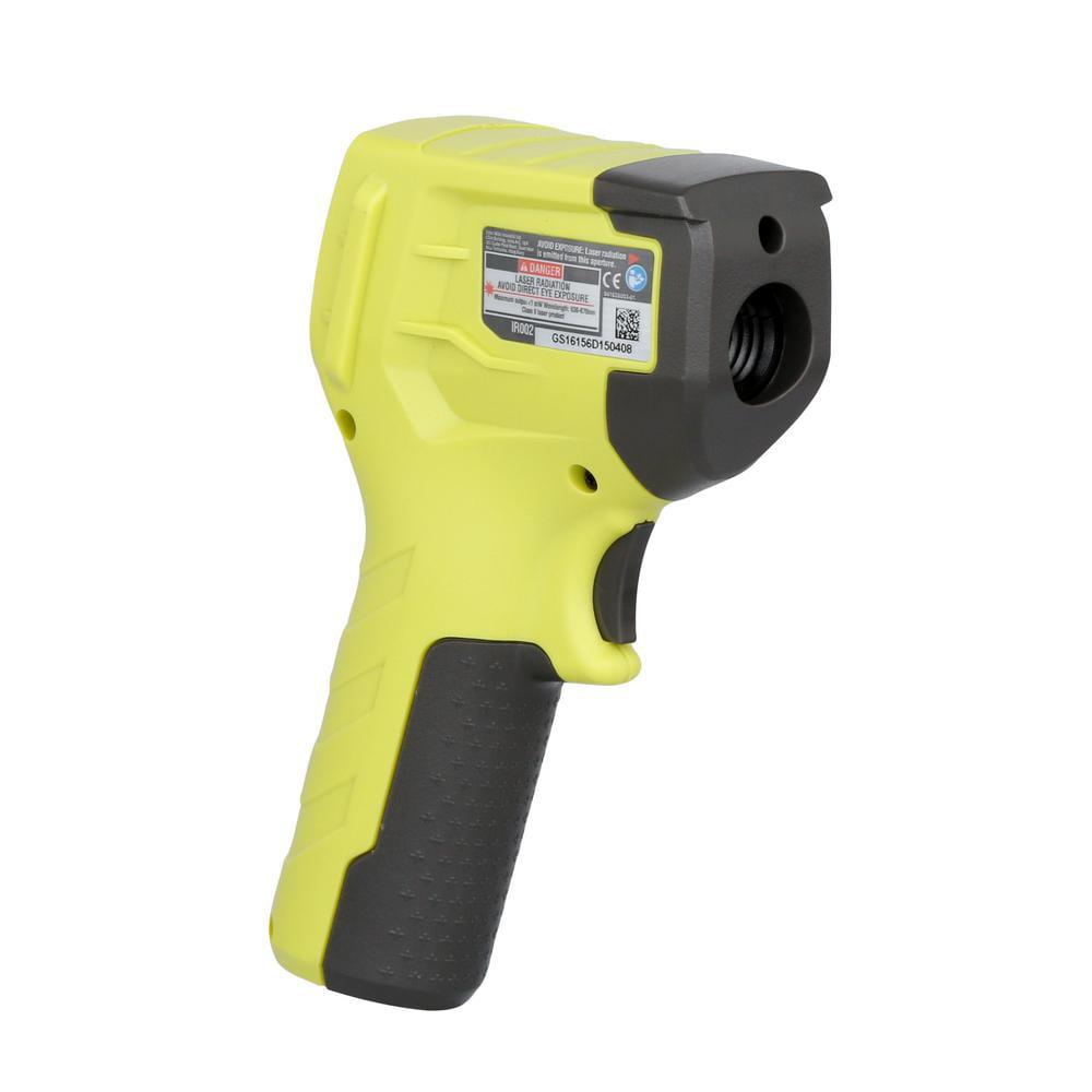 Ryobi Infrared Thermometer Non-Contact w Laser Guide Digi...